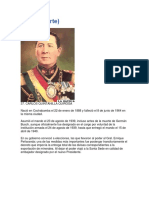 actos administrativos de los presidentes de Bolivia