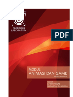 Modul Animasi Dan Game