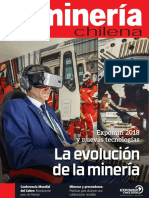 Revista Mineria Chilena MCH 443