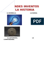 5 GRANDES INVENTOS DE LA HISTORIA.docx