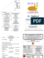 St Andrews Bulletin 060318