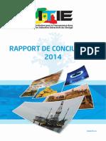 Rapport Itie Senegal 2014