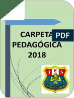 Mod. Carpeta Pedagogica Enviar