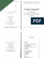 McENERY Tony & WILSON Andrew_Corpus Linguistics_1996 2001