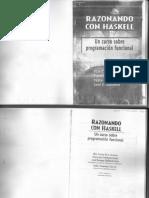 Razonando con Haskell - Un curso de programación funcional.pdf