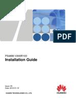 PS4890 Installation Guide(V200R103_05)