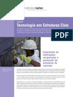 Monografia Recuperação de Estruturas de concreto com injeção de resina de poliuretano