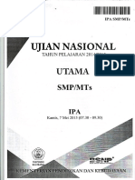 Naskah Soal UN IPA SMP 2015 Paket 1 (1).pdf