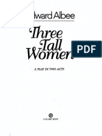 Albee, Edward - Three Tall Women
