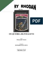 P-174 - Os Quebra-Blindagens - Willikam Voltz