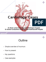 Lecture Cardiology
