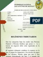 Presentación Legislación minera