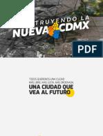 MARCO DE TRANSPARENCIA  PARA UNA NUEVA CDMX