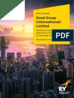 Illustrative FS Good Group 2017