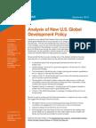 Policy Response USGDS 092310