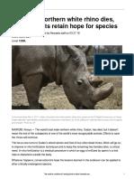 white-rhino-sudan-dies-41574-article and quiz