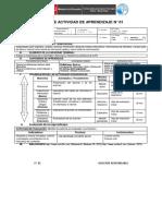 Ficha de Aprendizaje Inf e Inter 1 a 6 SEMANA CORREGIDO