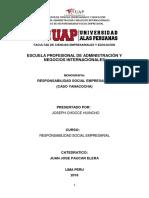 Responsabilidad Social Empresarial (Caso Yanacocha)