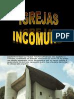 Igrejas Incomuns.pps