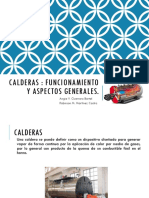 Calderas TDCII