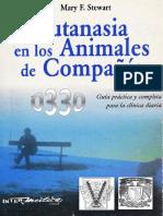 Eutanasia en Los Animales de Compañía