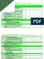 FSSC22000 Vs4 Checklist
