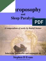 Anthroposophy and Sleep Paralysis