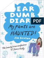 My Pants Are Haunted - Jim Benton