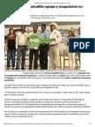 19-11-2016 Entrega Héctor Astudillo Equipo y Maquinaria en Apoyo Al Campo.