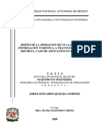 DISEÑO DE LA OPERACION DE UN CALL CENTER DE INFORMACION TURISTICA, A TRAVES DE SIMULACION DISCRETA. CASO DE APLICACION EN GUATEMALA.