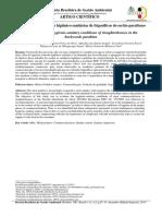 Avaliação Das Condições Higiênico-sanitárias de Frigoríficos Do Sertão Paraibano