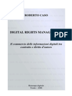 Digital Rights Management - Roberto Caso (2006)