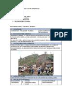 Ficha de Identificacion de Pasivos Amnientales