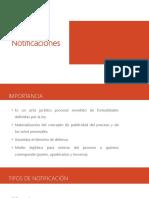 PP Notificaciones y MC