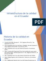 Historia de La Calidad en Ecuador