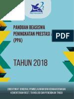 59079_Panduan Beasiswa PPA Tahun 2018