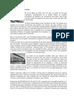 Historia de El Ferrocarril El Salvador