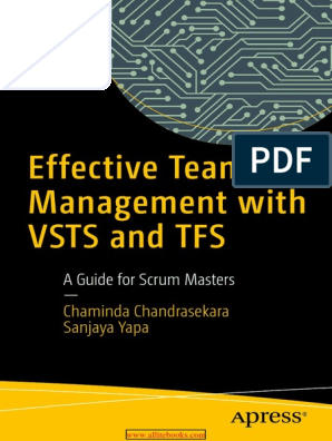 Effective Team Management With VSTS and TFS | Scrum