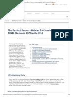 The Perfect Server - Debian 8.4 Jessie (Apache2, BIND, Dovecot, IsPConfig 3