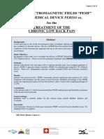 20180221 - Def - Pemf Chronic Low Back Pain