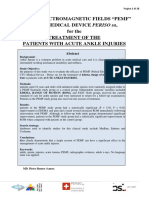 20180222- Def-b- Pemf Ankle Sprain