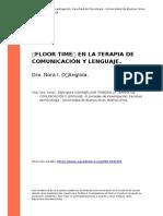 """""""FLOOR TIME"""" EN LA TERAPIA DE COMUNICACION Y LENGUAJE.pdf"""