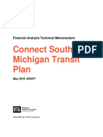 Connect Southeast Michigan Financial Analysis