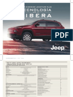 Jeep Cherokee Longitude Plus 2017
