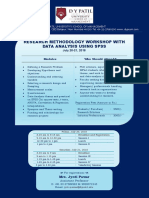 RM With SPSS Workshop