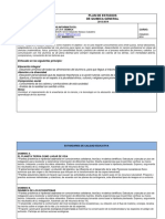 # Quimica General 1 Bachillerato Simon Plan Anual