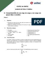 Laboratorio #5 Estática (Física I)