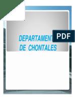 Departamento de Chontales
