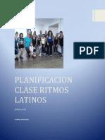 Clase de Ritmos Latinos