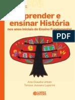 Aprender e Ensinar Historia